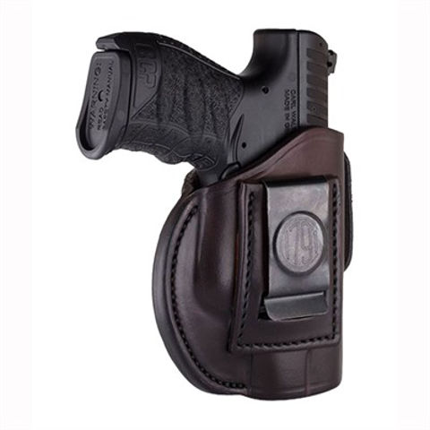 Picture of 4 Way Holster Signature Brown RH Size 3