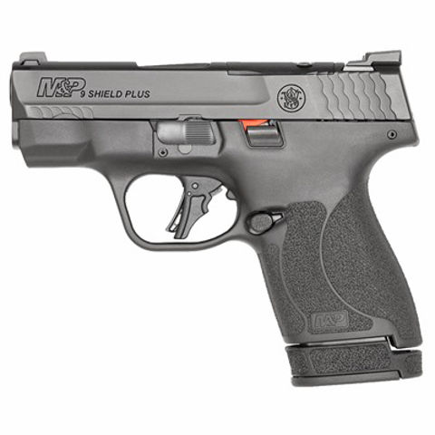 """Picture of M&P 9 Shield Plus OR 9mm Luger 3.1"""" BBL 10/13-RD No Safety"""